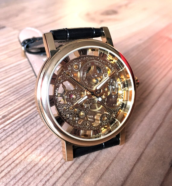 Personalized Engraved watch, Free Shipping Worldwi
