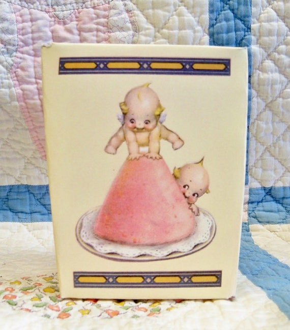 Antique (pre-1930) Dolls Antique O'neill Kewpie With Original Crepe Paper Clothing Numerous In Variety