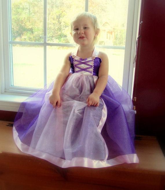 princess dinner halloween costume character dining Rapunzel Dress: tangled princess party dress meet /& greet rapunzel birthday tutu