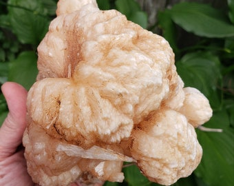 1 pound 15 ounce Stilbite and Scolecite from India