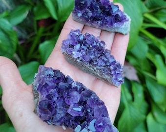 Grape Amethyst Bundle from Uruguay