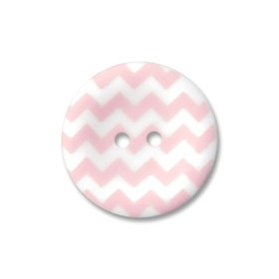 """RILEY BLAKE SEW TOGETHER 1/"""" CHEVRON BUTTONS SEWING//CRAFTS 1 CARD 4 BUTTONS"""