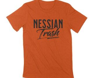 Nessian TRASH Unisex T-shirt