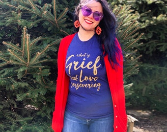 WHAT IS GRIEF Unisex T-shirt