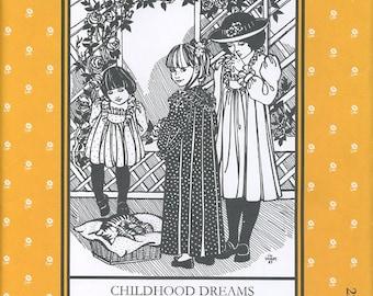 Childhood Dreams, Folkwear Pattern 225