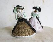 Dresden Lace Porcelain Dolls