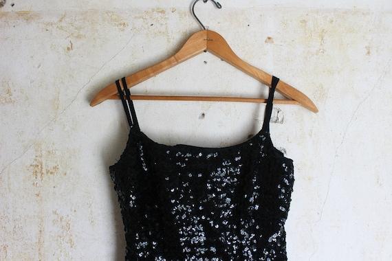 Vintage 1960's Sequin Dress