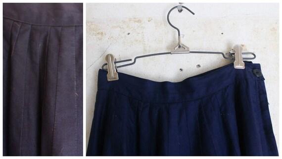 Vintage 1950s Multi Panel Skirt