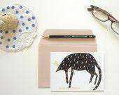 """Carte postale """" Miaou Miaou """""""