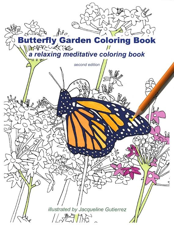 image 0 - Butterfly Garden Book