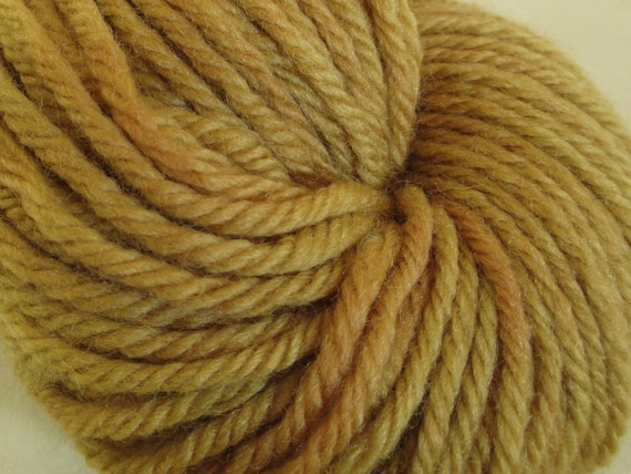 Worsted Hand Dyed Yarn Highland Wool Christmas is all Around Ready to Ship