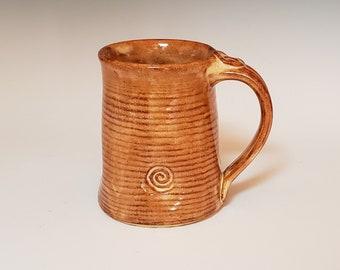 Adaptive Mug Honey Stoneware
