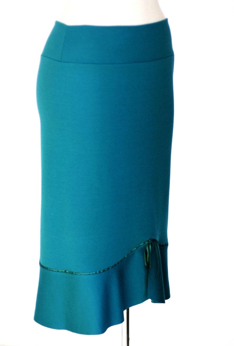 Maxi Skirt Ruffled Skirt Plus Size Clothing day Black Pencil Skirt Long Casual Plus Size Skirt for work Plus Size Pencil Skirt