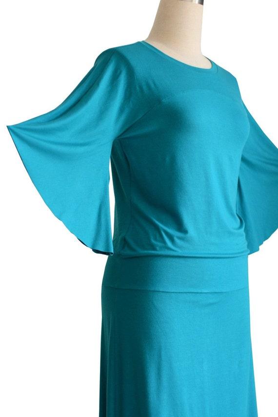 Butterfly size Custom dress dress dress dress clothing Cocktail size Dress Plus line A Day dress Bridesmaid sleeve dress Plus Bell Z7Xxndpq