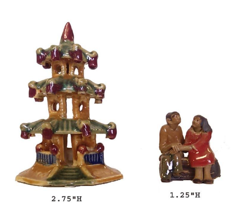 Miniature Figurines set