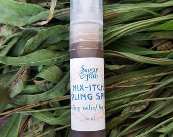 Travel Size Nix-Itch Spray, 5ml, Cooling anti-itch spray