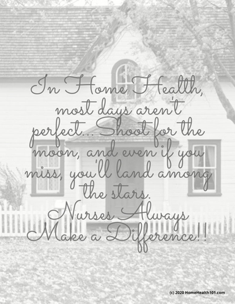 Planner for Home Health Nurses & Therapists image 1