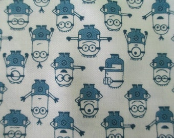 DESPICABLE ME Cotton FABRIC MateriaL