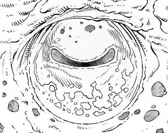 Oculus Octopoda