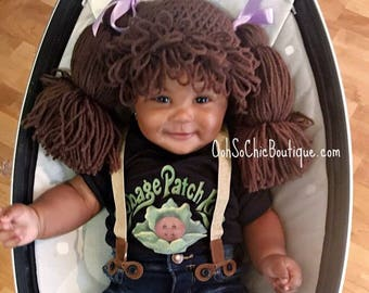 Cabbage patch kid accessories – 80's retro place.