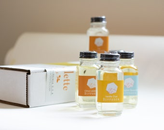 Reed Diffuser Gift Set