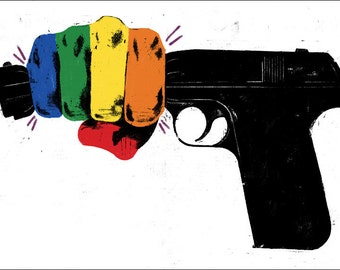 LGBT vs NRA