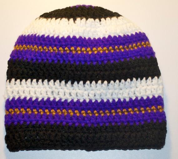 e7f387c7 Custom Crochet Beanie Hat/ Adult Size | Etsy