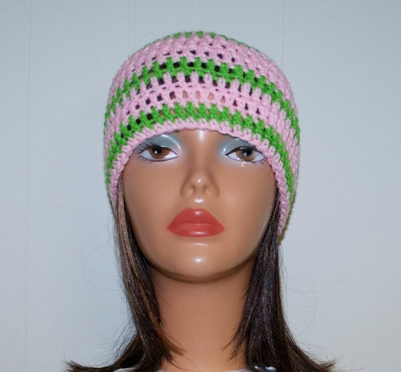 d453bc39 Custom Crochet Beanie Hat / Adult Size | Etsy