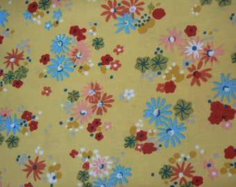 Little Posies Cotton Fabric by Michael Miller - 1 Yard