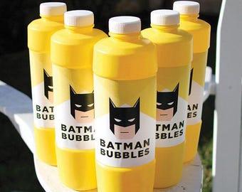Batman Bubbles