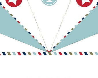 Paper Airplane Activity - Fold Me Over