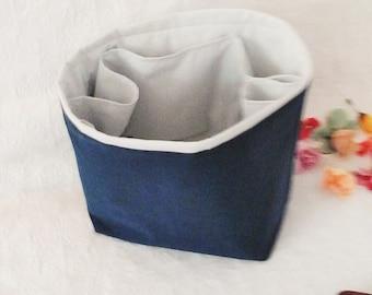 Large Purse Organizer, Bag Insert, Handbag Organizer Insert, Diaper Bag Organizer