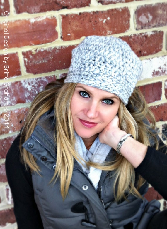 99f0d9cecf4 Crochet Hat Pattern for Beginners in Toddler Child and Adult