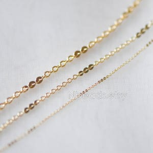 10pcs CZ Pave Gold Chain Charms 43mm Earwire Thread Pendants GB-286 Earring Threader Components