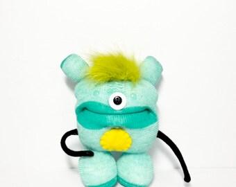 MERT - Baby Monster - Little Pal - Handmade Monster