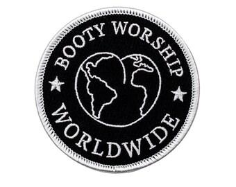 Mature black ass worship