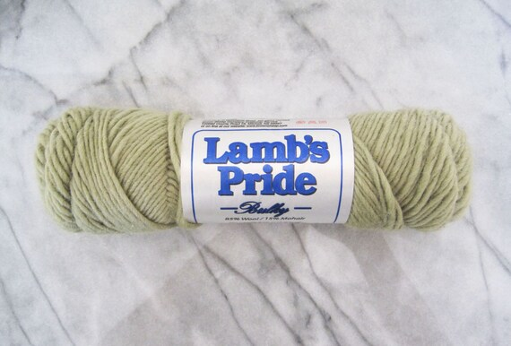 Brown Sheep Lamb/'s Pride Worsted Yarn Wool// Mohair Blend MADE IN USA NEW!