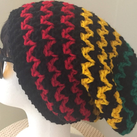 Dread Hat Crochet Dreadlock Hat Made To Fit 12 To 24 Inches