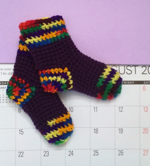 Baby Socks Pattern Pdf Easy Baby Socks Pattern Crochet Baby Socks