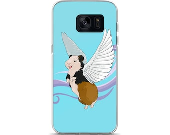 When (Guinea) Pigs Fly Samsung Case