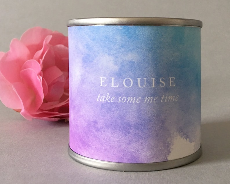50 Gift Ideas for Mums | Personalised Me Time Candle | Beanstalk Mums