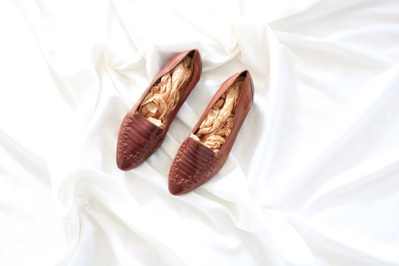 italian leather loafers - 6