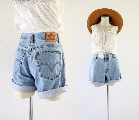 levi's 550 shorts - 30
