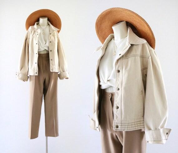 70's lee sanforized denim jacket