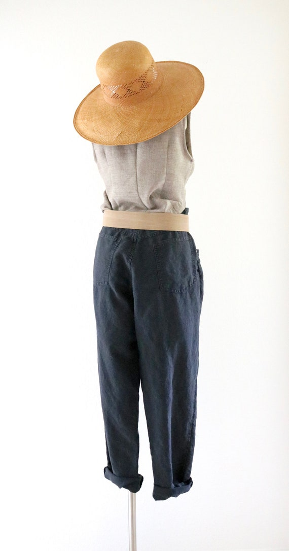 linen trousers - 28 - image 4