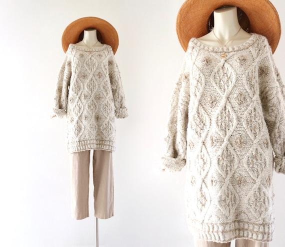 oat woolen sweater m/l
