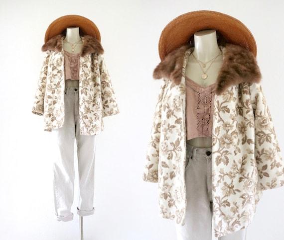 brocade carpet jacket