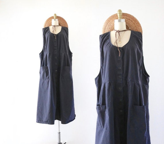 ultra oversized market dress