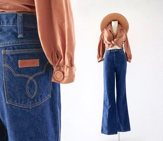 70's wrangler jeans - 30