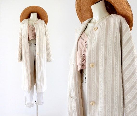 champagne tapestry jacket